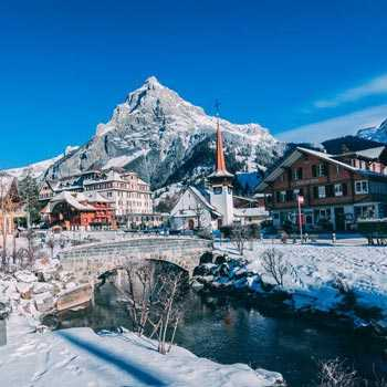 Switzerland Tour Package 6N/7D