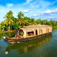 Fantastic Kerala for 5 Nights Tour
