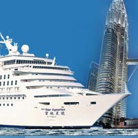 Star Cruise - Gemini - Singapore High Seas Tour