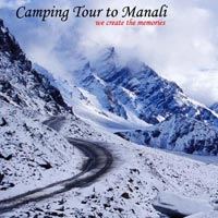 A Camping Tour to Manali