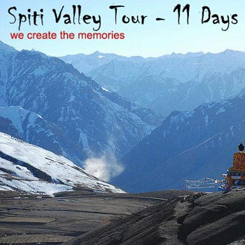 Ultimate Spiti Valley Tour 2017