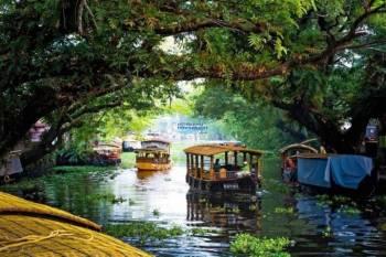 The Green Kerala Tour