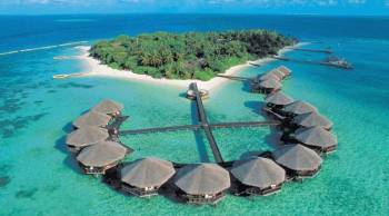 Maldives From Delhi