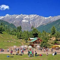 Manali Special By Volvo Package