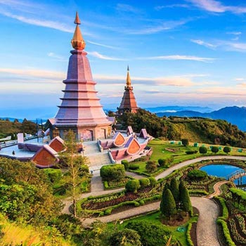 Thailand: The Golden Wonderland Package