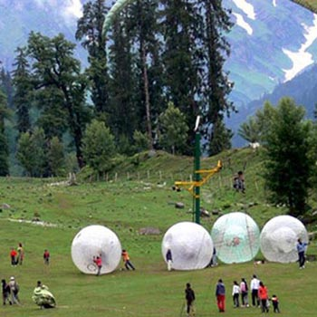 Amritsar Dalhousie Dharamshala Manali Shimla Chandigarh Tour Package - 1 Nights / 2 Days