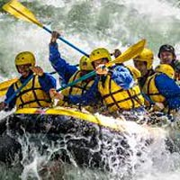 Rafting in Rishikesh Package