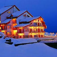 Auli Tour Package from Delhi