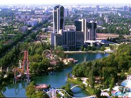 Glorius Tashkent Tour