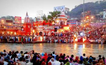 Mussoorie – Haridwar – Rishikesh Tour