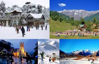 5 Night 6 Days Shimla, Manali Tour