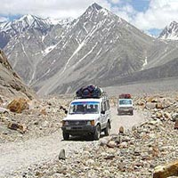 Lahaul Spiti Jeep Safari Tour