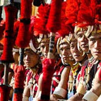 TUTC Kohima Camp Tour