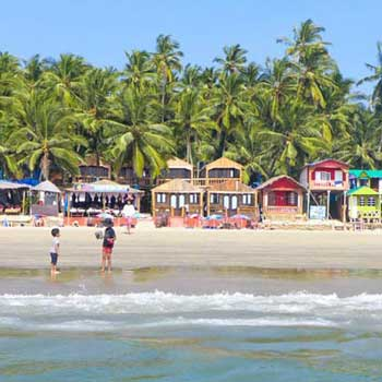 Glorious Goa Tour Package
