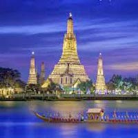 Krabi and Bangkok