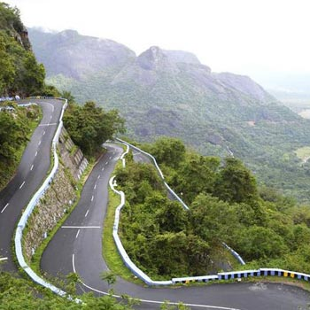 Hill Stations Tour of South India