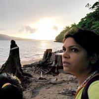 Chidiya Tapu Sunset