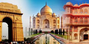 Golden Triangle with Ranthambore, Khajuraho & Varanasi Tour Package (By road)