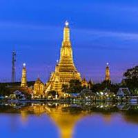 Thailand with Avani Atrium Tour