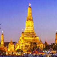 Thailand With Majestic Grande hotel Tour