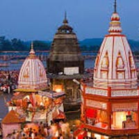 Golden Triangle Tour With Haridwar And Rishikesh
