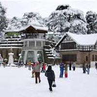 Golden Triangle Tour With Shimla Tour