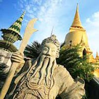 Happy family Thailand Combi - 04 N/05D pkg Tour