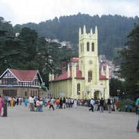 Enchanting Shimla with Manali Tour
