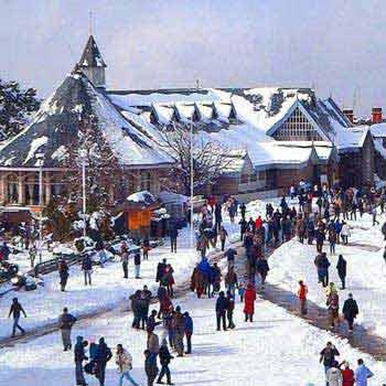 Shimla Holidays Package