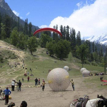 Special Manali Package