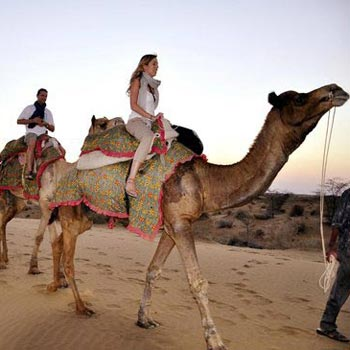 Rajasthan Desert Safari Package