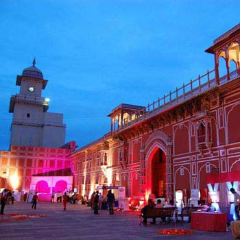 Enjoyable Rajasthan Tour Package