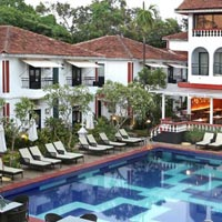 Keys Resort - Ronil, Goa Tour