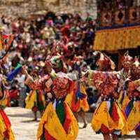 Paro Tsechu (7 Days Tour) |7th - 11th April 2017