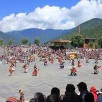 Thimphu Festival (7 Days Tour) | 30th Sept - 2nd Oct 2017