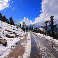Manali Package Ex Chandigarh