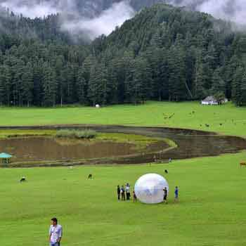 Chandigarh - Dharmshala - Dalhousie - Chandigarh 3 Night`s/ 4 Day`s Tour