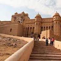 Jaipur - Ajmer - Pushkar - Nathdwara - Udaipur - Mount Abu Jaipur - Jeep Safari Tour