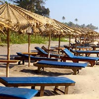 Goa 5Nights / 6Days Return Airfare Ex - New Delhi Tour