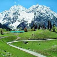 Kashmir 6Nights / 7Days Return Airfare Ex - New Delhi Tour