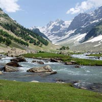 Kashmir 6Nights / 7Days Return Airfare Ex - New Delhi.