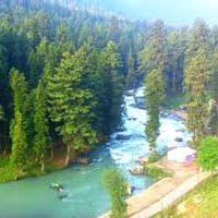 Kashmir 4Nights / 5Days Return Airfare Ex - Mumbai Tour