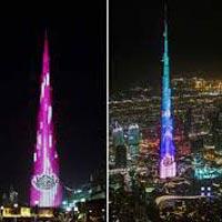 Dubai 3Nights / 4Days Return Airfare Ex - New Delhi Tour