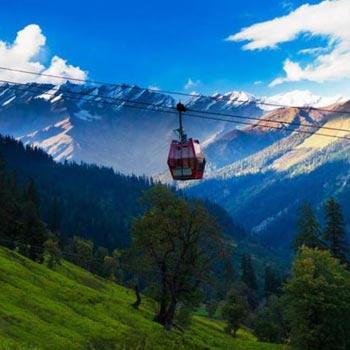 Manali Skiing Tour