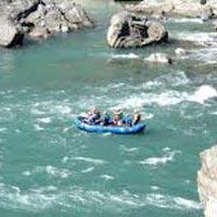 Shivpuri to Rishikesh River Rafting tour