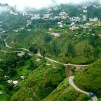 Mussoorie Honeymoon Tour