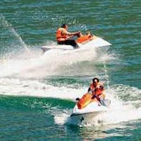Water sports destination - Tehri Dam Tour