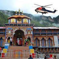 Badrinath Kedarnath Yatra by Helicopter Tour