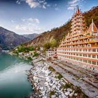 Rafting in Rishikesh Tour