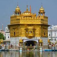 Golden Triangle with Golden Temple Amritsar
